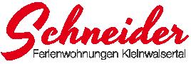 Ferienwohnung Schneider